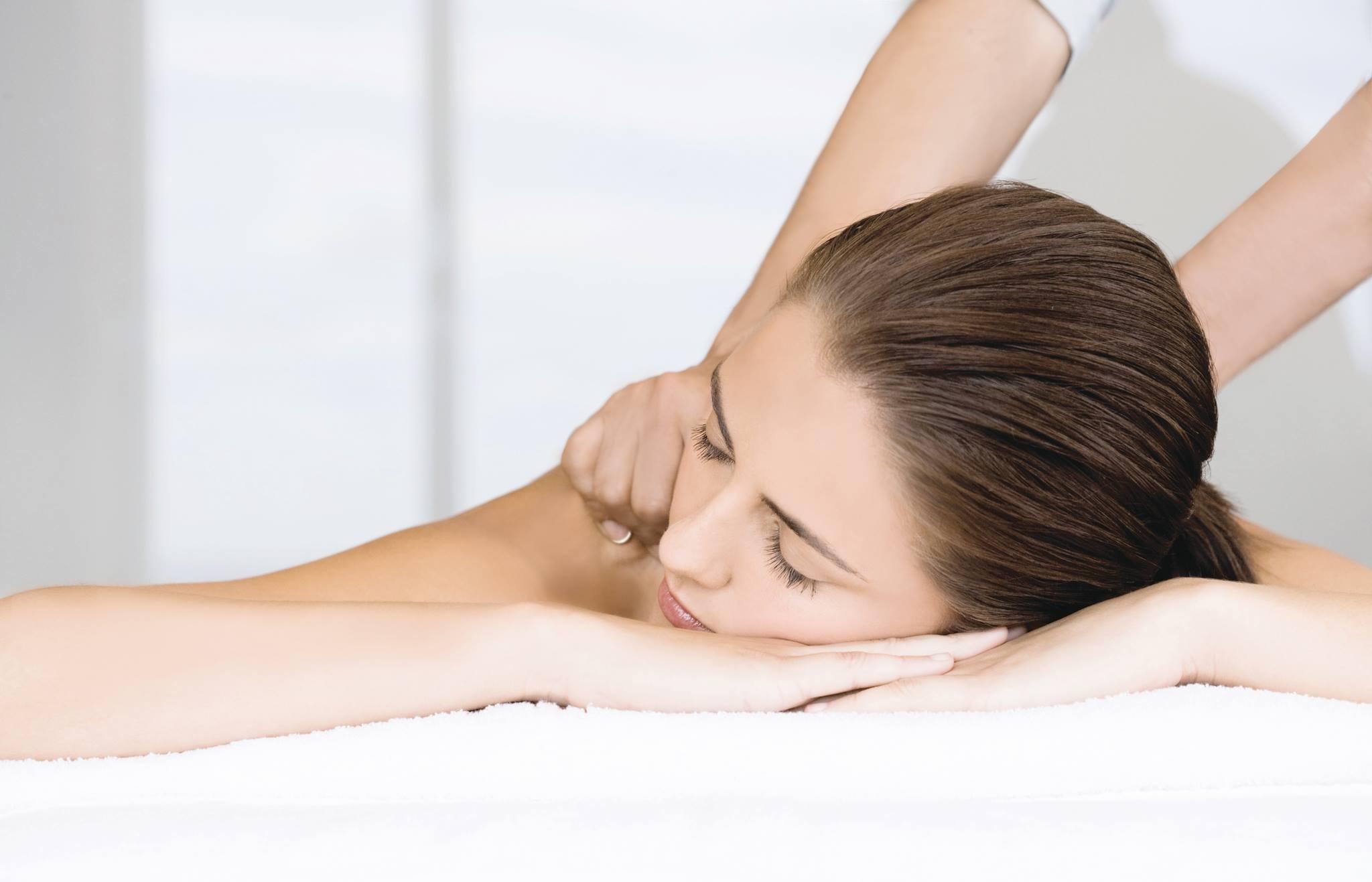 Swedish holistic massage